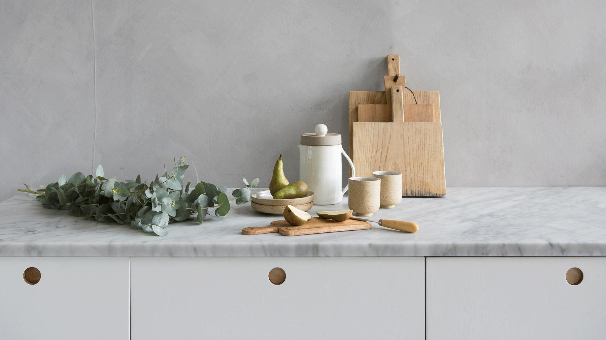 Fenix-Kitchen-With-Marble-Worktop